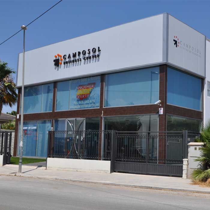 The camposol journal business center