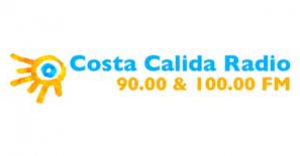 Sponsor Costa Calida Radio in the journal magazine in Murcia Spain