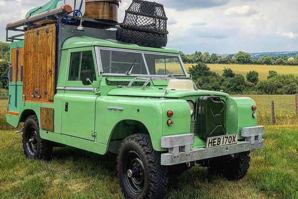 Land Rover image 1