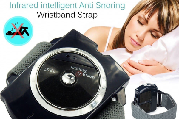 SleepConnection Anti-Snore Wristband