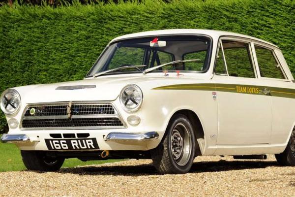 Lotus Cortina Mk1 image 1