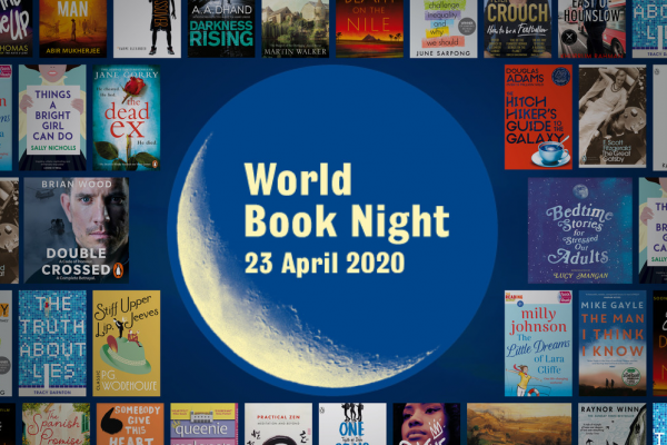 World Book Night post image on the-journal.es