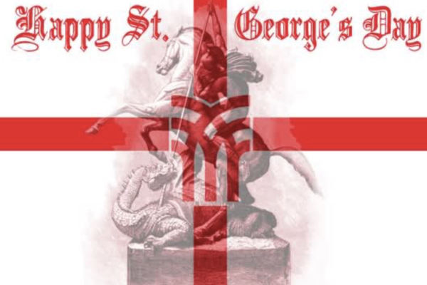 St Georges Day post image on the-journal.es