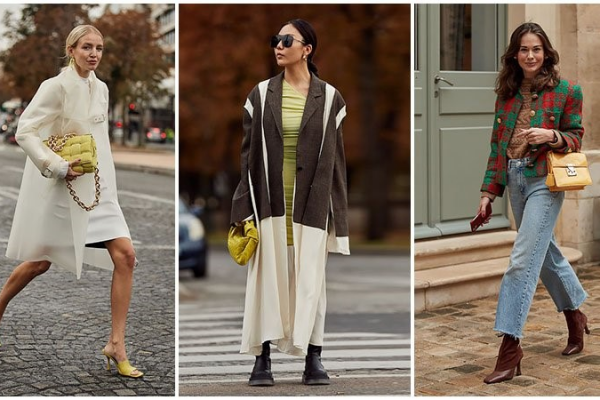 March Fashion brings us Yellow Bags