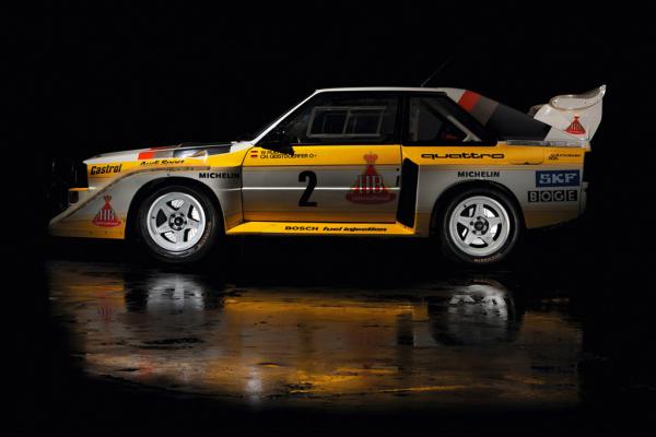 Audi Audi Sport Quattro S1  Sport Quattro S1 post image on the-journal.es