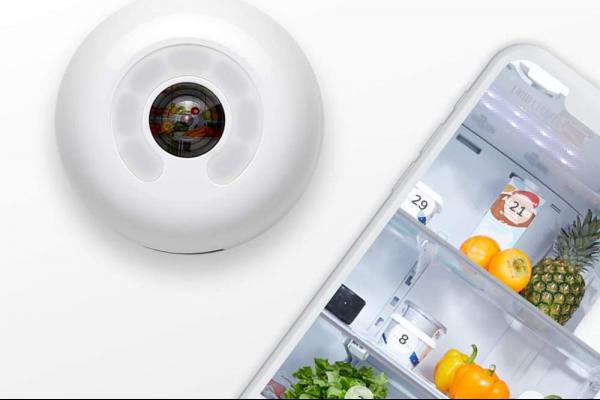 Smarter FridgeCam (2020 Version) Food Tracking WiFi Camera for All Fridges post image on the-journal.es