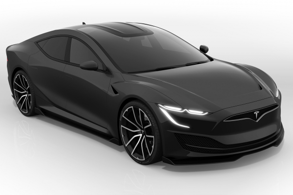 The Tesla Model S post image on the-journal.es
