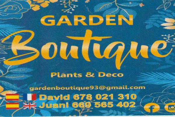 Garden Boutique