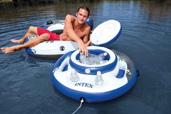 Floating Cooler for Swimming Pools, Multicoloured post image on the-journal.es
