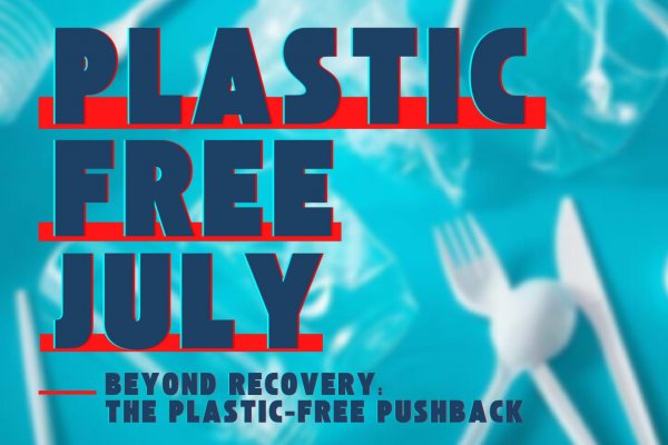 Plastic Free July 2021 July 1 - July 30 post image on the-journal.es
