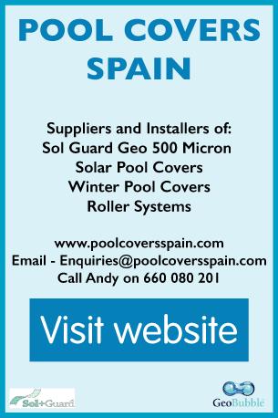 Pool Cover Spain