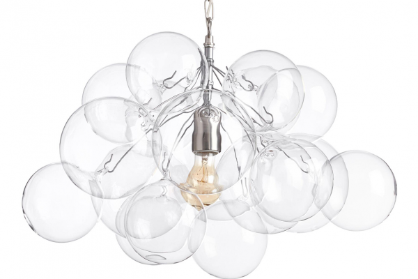 Bubble Chandeliers post image on the-journal.es
