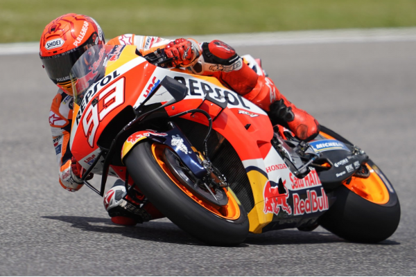 How is Marquez doing? post image on the-journal.es