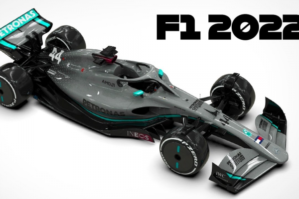 F1 unveils full-scale 2022 car post image on the-journal.es