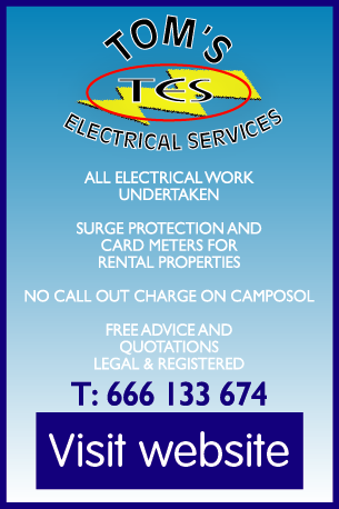 Toms Electrical services