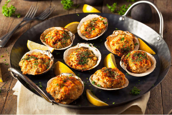 Best Baked Clams post image on the-journal.es