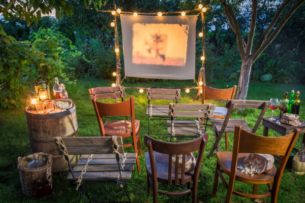 How To Turn Your Garden Into An Enchanting Party Venue