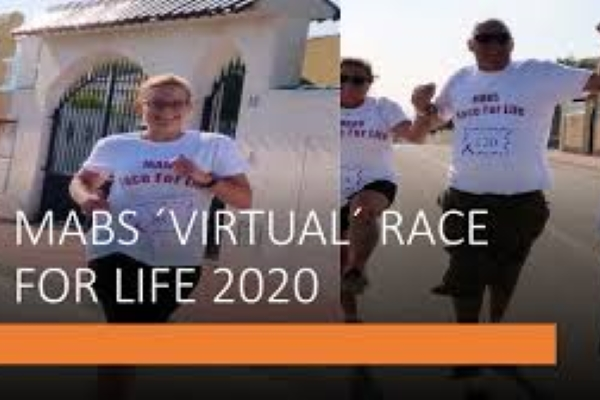 MABS Virtual Race for Life post image on the-journal.es