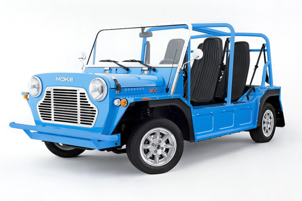 Mini Moke is coming back post image on the-journal.es