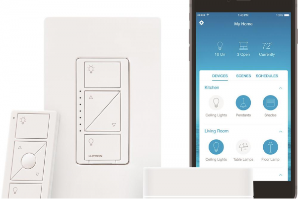 A smart light switch image 1